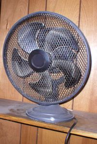 Household Electric Fan